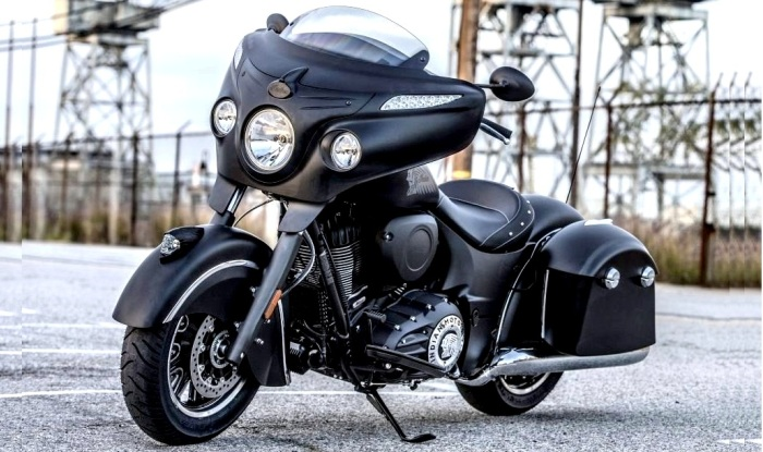 indian chieftain dark horse launched in india at inr lakh. Black Bedroom Furniture Sets. Home Design Ideas