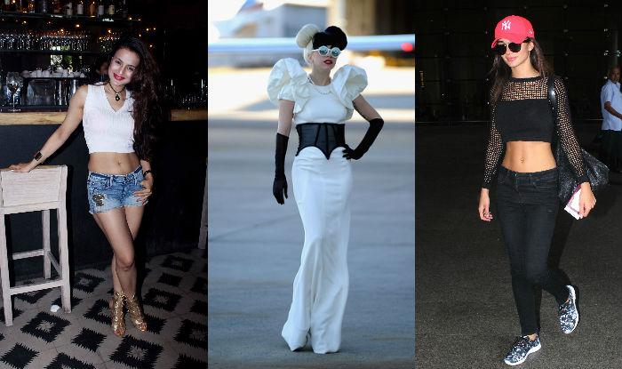 Lady Gaga Airport Style