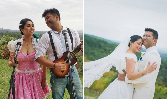 singer neha bhasin ties knot with sameer uddin in italy
