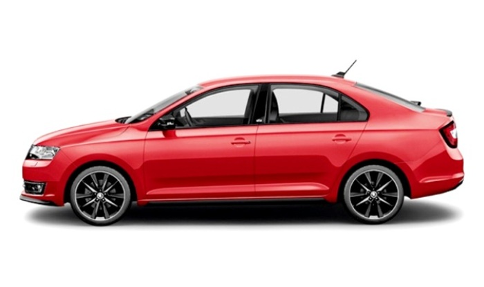 Skoda Rapid facelift launched in two variants in India: Price and availability