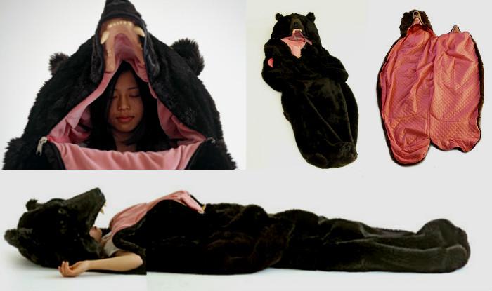 Sleeping Bear Bag