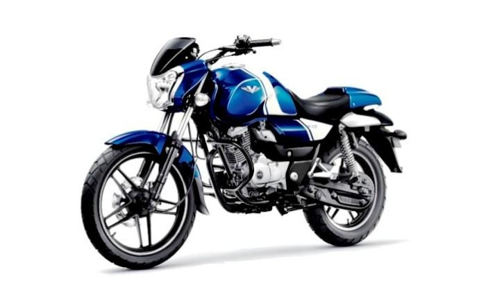 Bajaj V15 Blue