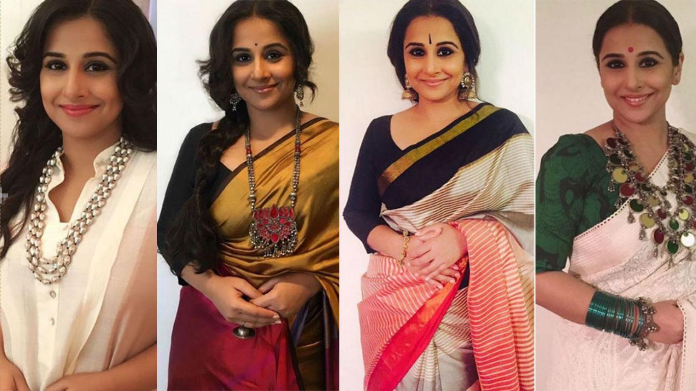 Actress upskirt vidya balan neckd seen
