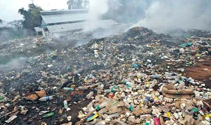 pollution and waste disposal problem essay Search essay examples curbing environmental pollution through recycling 1,987 words 3 pages harmful effects of solid waste on the environment.