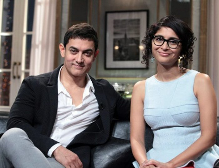 aamir khan and kiran rao on kwk