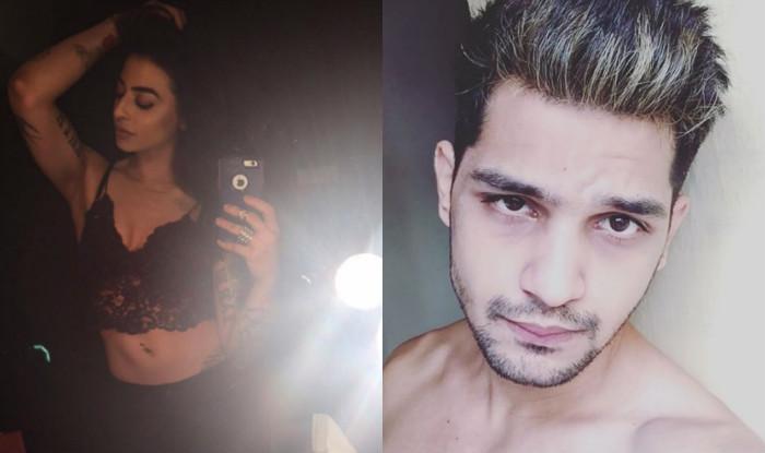 Bani J and her boyfriend Yuvraj Thakur's car romance video ...