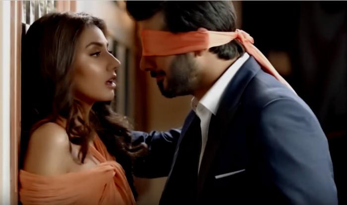 fawad khan mahira khan lux commercial
