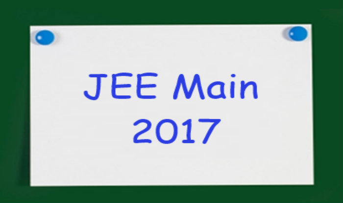 jee main 2017 application process will begin from december 1