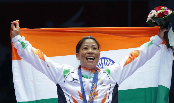 मैरीकॉम बॉक्सिंग में 6 बार विश्व चैंपियन रह चुकी हैं।