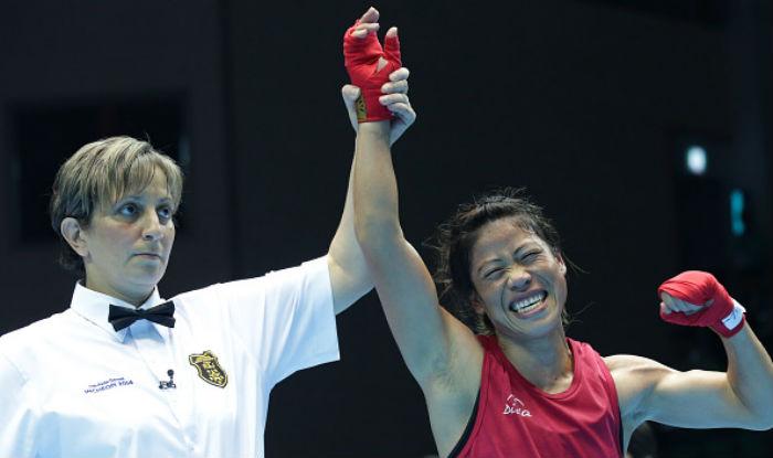 Six-Time World Champion MC Mary Kom Ends Unbeaten in German Training Trip