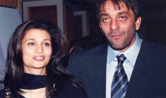 sanjay dutt and rhea pillai