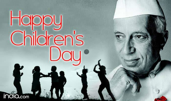Happy Children's Day 2016: All you need to know about why we celebrate  Pandit Jawaharlal Nehru's birthday as childrens day | India.com