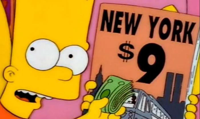 Simpsons Vorhersagen Notre Dame