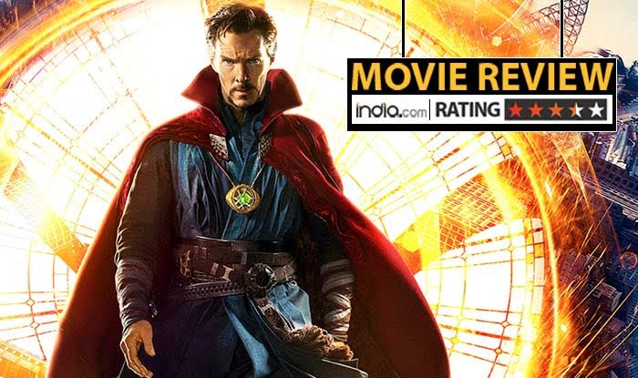 Doctor Strange movie review: This visual spectacle ...