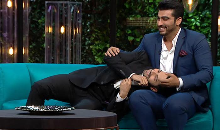 Decoding! Arjun Kapoor & Varun Dhawan's performance of the controversial KWK couch