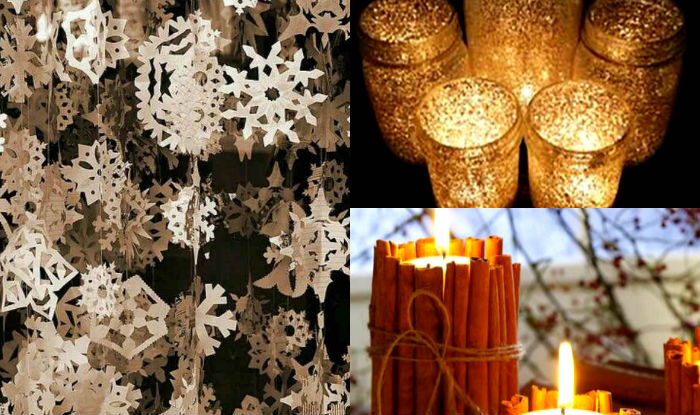 Attractive Winter Home Decor: 5 Easy DIY Home Decor Ideas To Welcome Winter Into Your  Home!