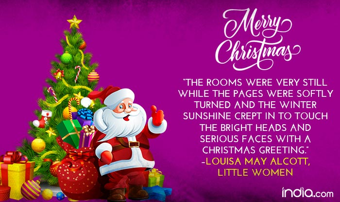 Christmas Quotes 2016: Best 20 Christmas messages, Whatsapp and ...