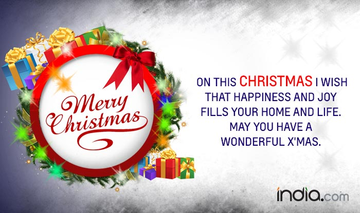 Merry Christmas Wishes In English 20 Merry Christmas Wishes In