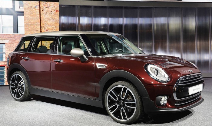 mini clubman to launch in india on 15 december. Black Bedroom Furniture Sets. Home Design Ideas