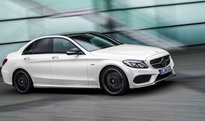 Mercedes benz to launch c43 amg in india on 14 december for Mercedes benz c43 amg