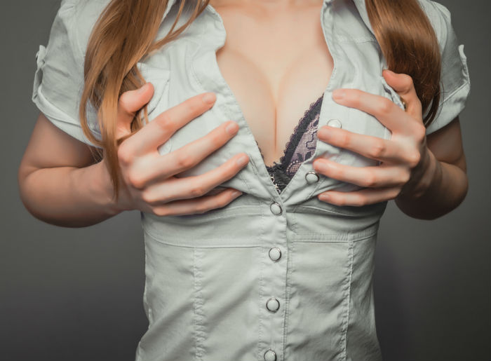 how to make your breasts bigger massage