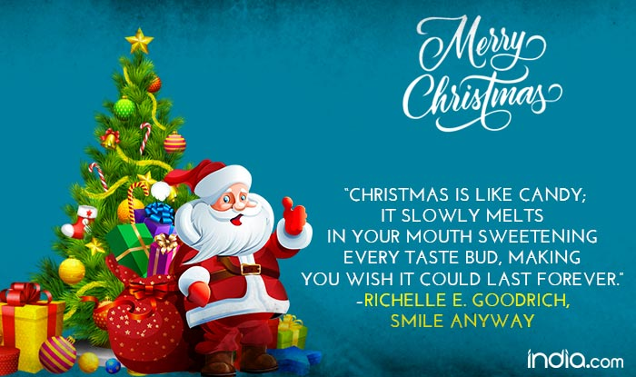 Merry Christmas Wishes To All 2015 2016 Sayings Quotes: Christmas Quotes 2016: Best 20 Christmas Messages