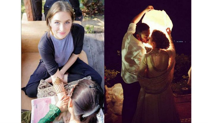 Arunoday and Lee wedding photos