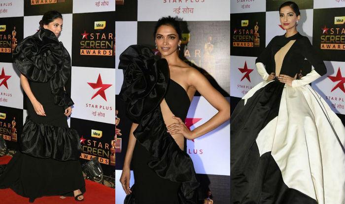 Deepika Padukone Star Screen Awards 2016