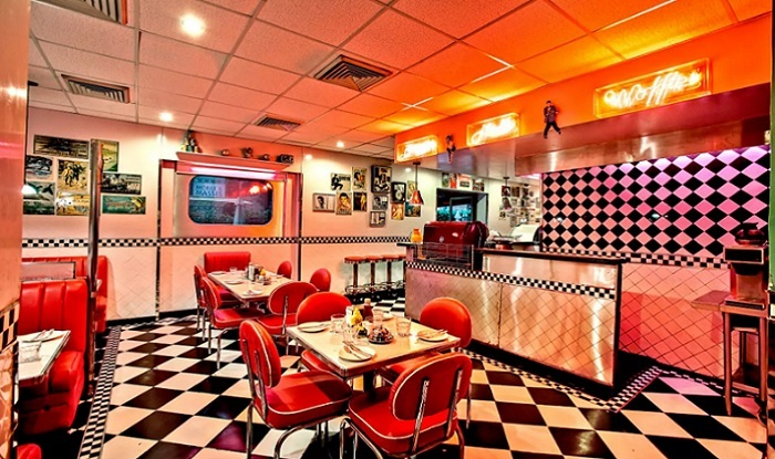 The All American Diner Is A Hot Favorite Amongst Breakfast In City