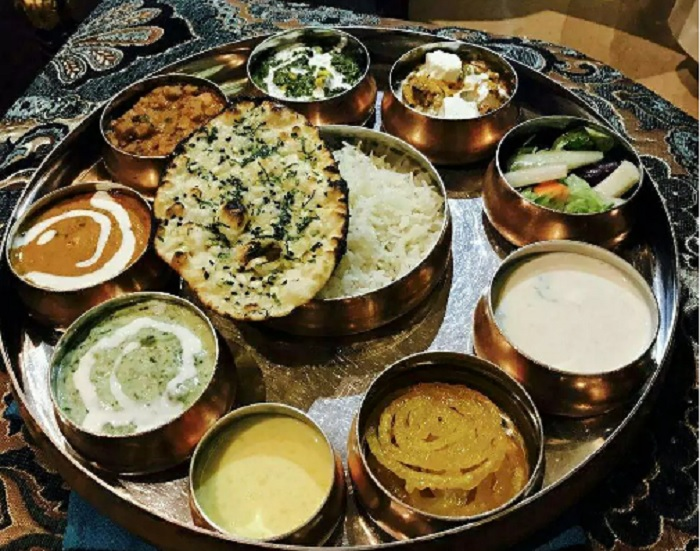 Best North Indian Veg Restaurants In Chennai