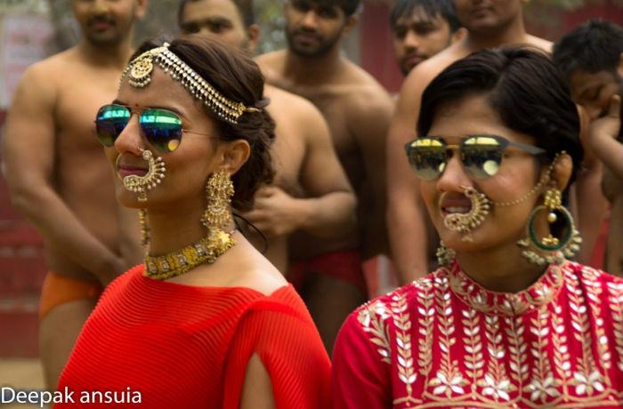 Geeta Phogat and Babita Kumari Picture2