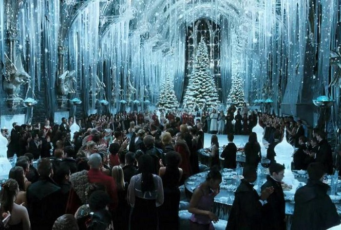 harry potter yule ball comes to delhi this christmas eve