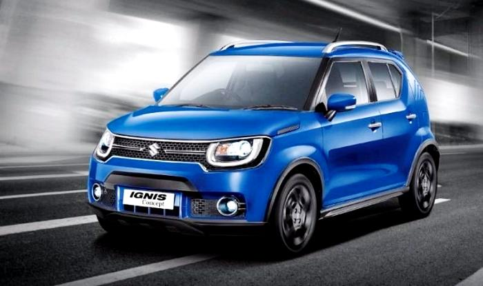 Maruti Suzuki Goes Premium With 2017 Swift Ignis Baleno RS