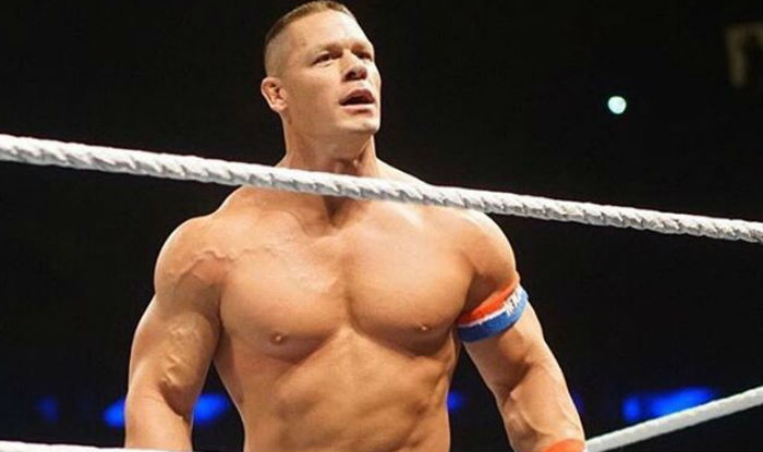 The John Cena Workout Are You Ready For Wwe Star John