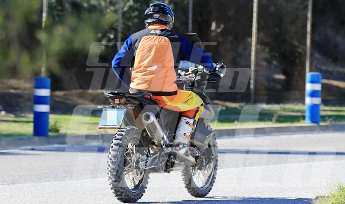 2018 ktm 790 adventure. plain 790 ktm 790 adventure offroad version rear profile intended 2018 ktm adventure
