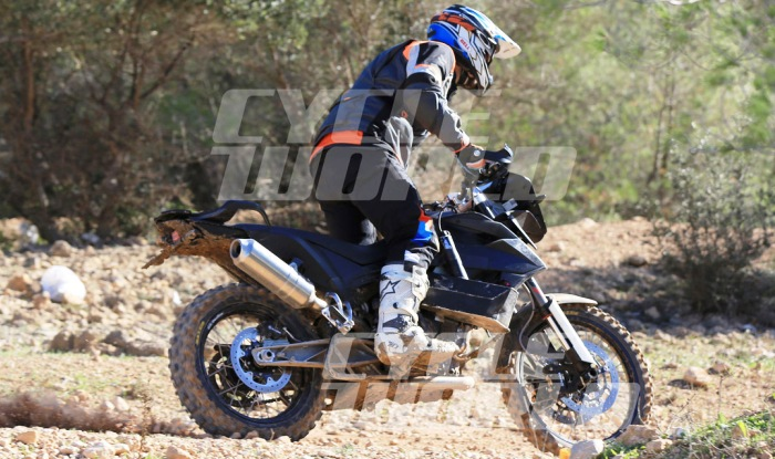 2018 ktm 790 duke specs. unique 2018 ktm 790 adventure offroading spy shot throughout 2018 ktm duke specs