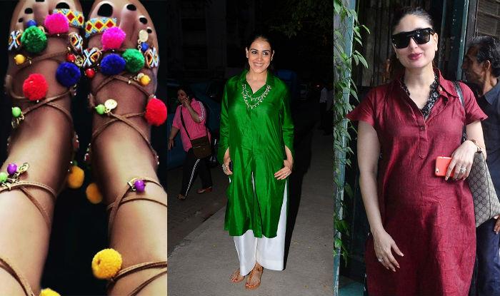 Kareena Kapoor Maternity Wear Accessories