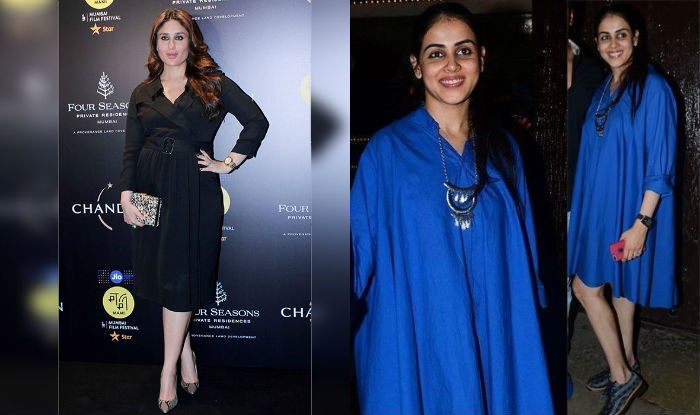 Kareena Kapoor Maternity Wear Shirt Dress