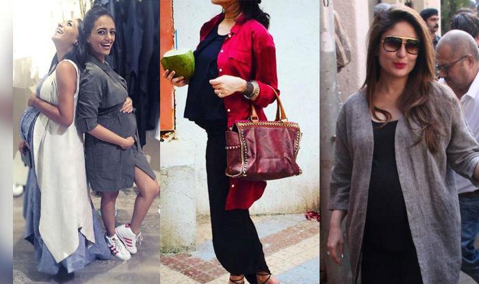 Kareena Kapoor Maternity Wear jackets and shrugs