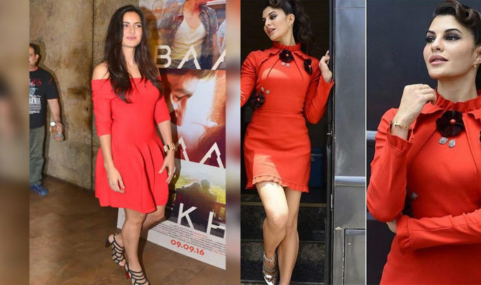 Little Red Dress Bollywood Christmas and Party outfit ideas
