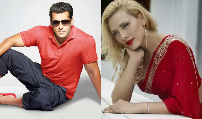 Salman Khan girlfriend Lulia Vantur