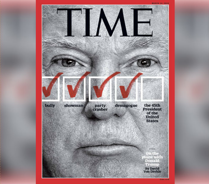 Donald Trump Birthday: Move over fake Time magazine cover, here's a ...