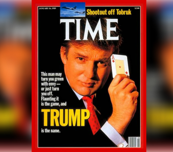 9 Times Pink Won Wedding Details Khush Mag: Donald Trump Birthday: Move Over Fake Time Magazine Cover