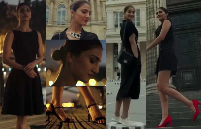 Vaani Kapoor in Befikre French dressing black