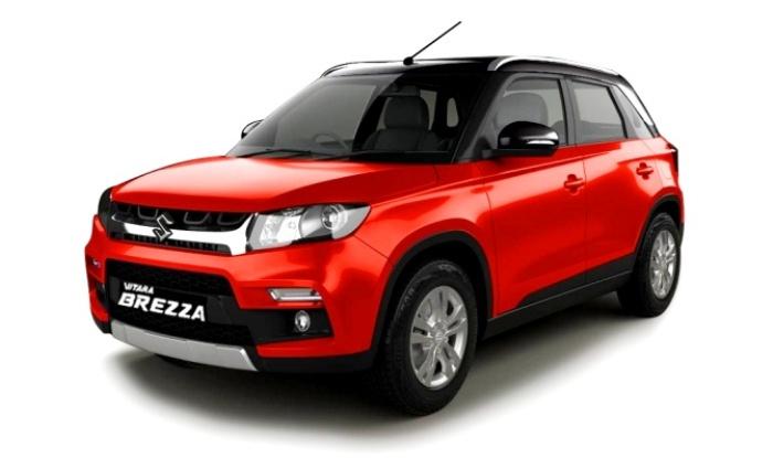 Maruti Suzuki Vitara Brezza