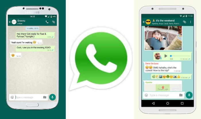 Whatsapp Moving: Moving From The Old To The New Smartphone