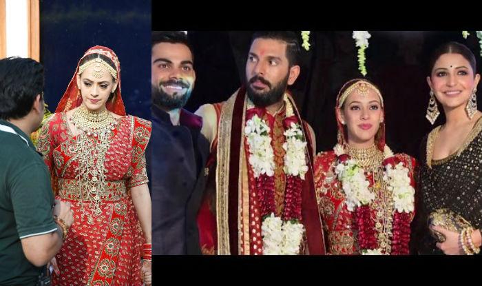 Yuvraj Singh Hazel Keech Goa wedding