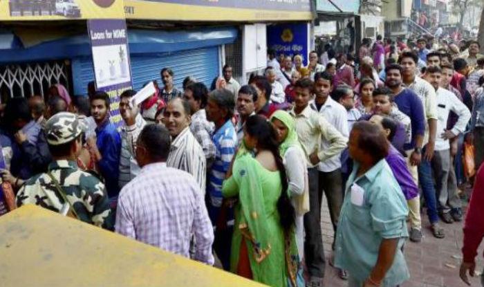 Cash crunch in ATMs