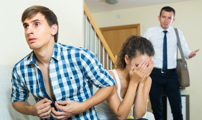 what is cheating on your spouse
