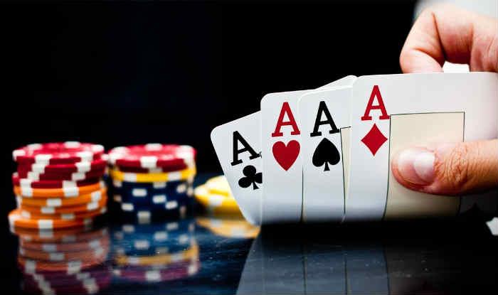 poker rules cheat sheet